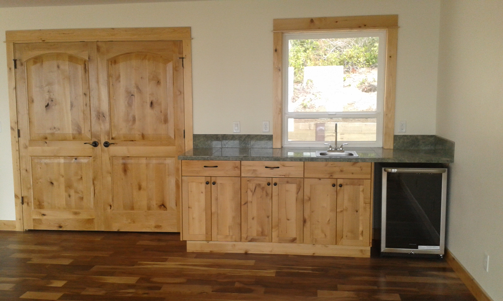 Jerry Foss Woodworking | Tillamook, Oregon Custom Cabinates and Storage